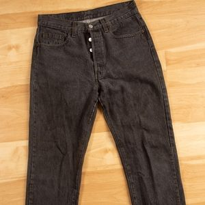 Vintage Made in USA Levi's 501 Size 32/20